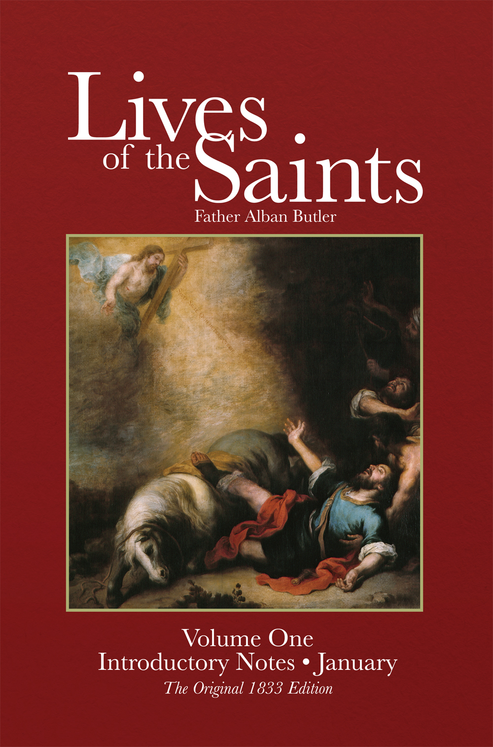 About Butler's Lives of the Saints